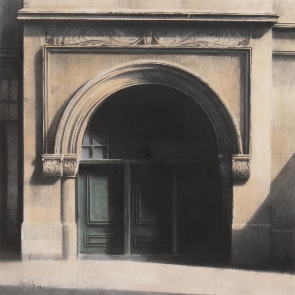 Doorway, Queen Victoria Building