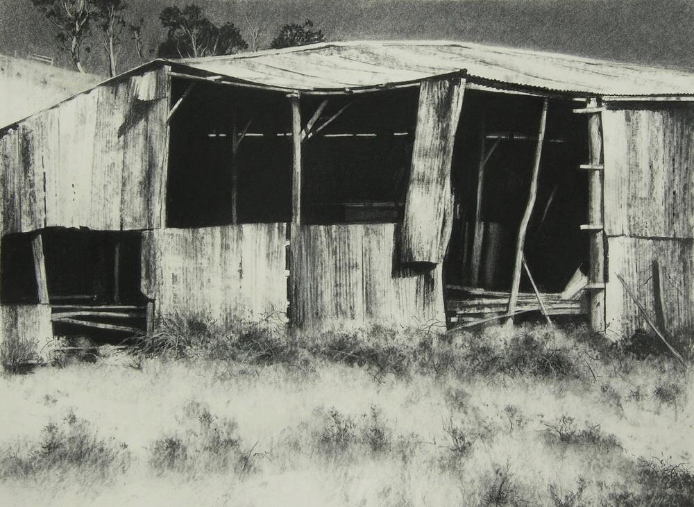 Shed, Georges Plains
