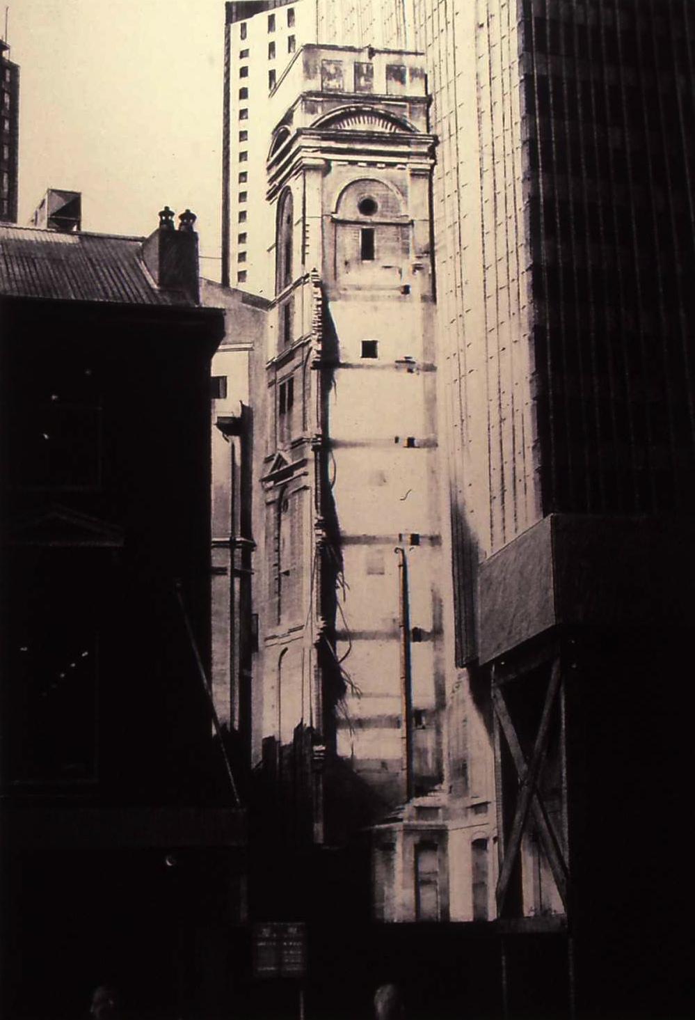 Demolition Hunter Street