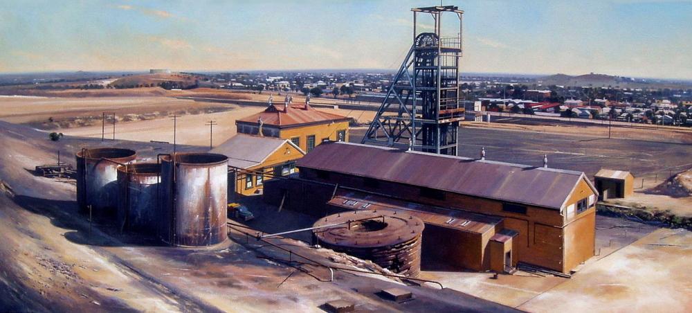 Delprat's Mine