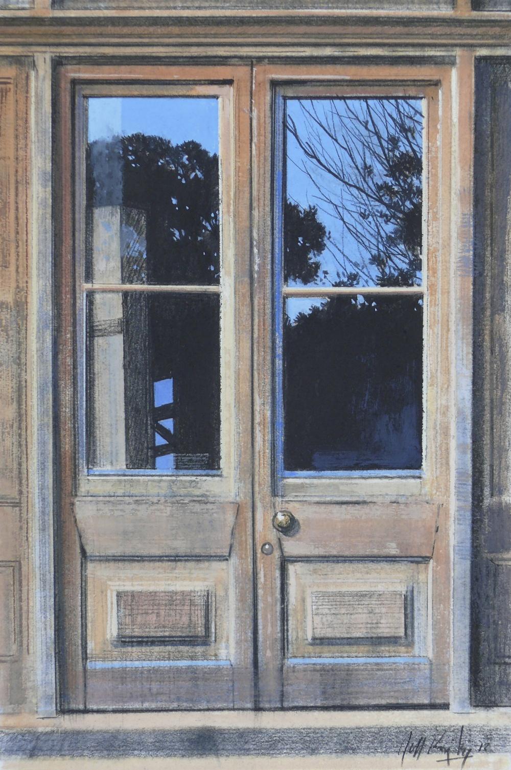 Rylstone Doorway
