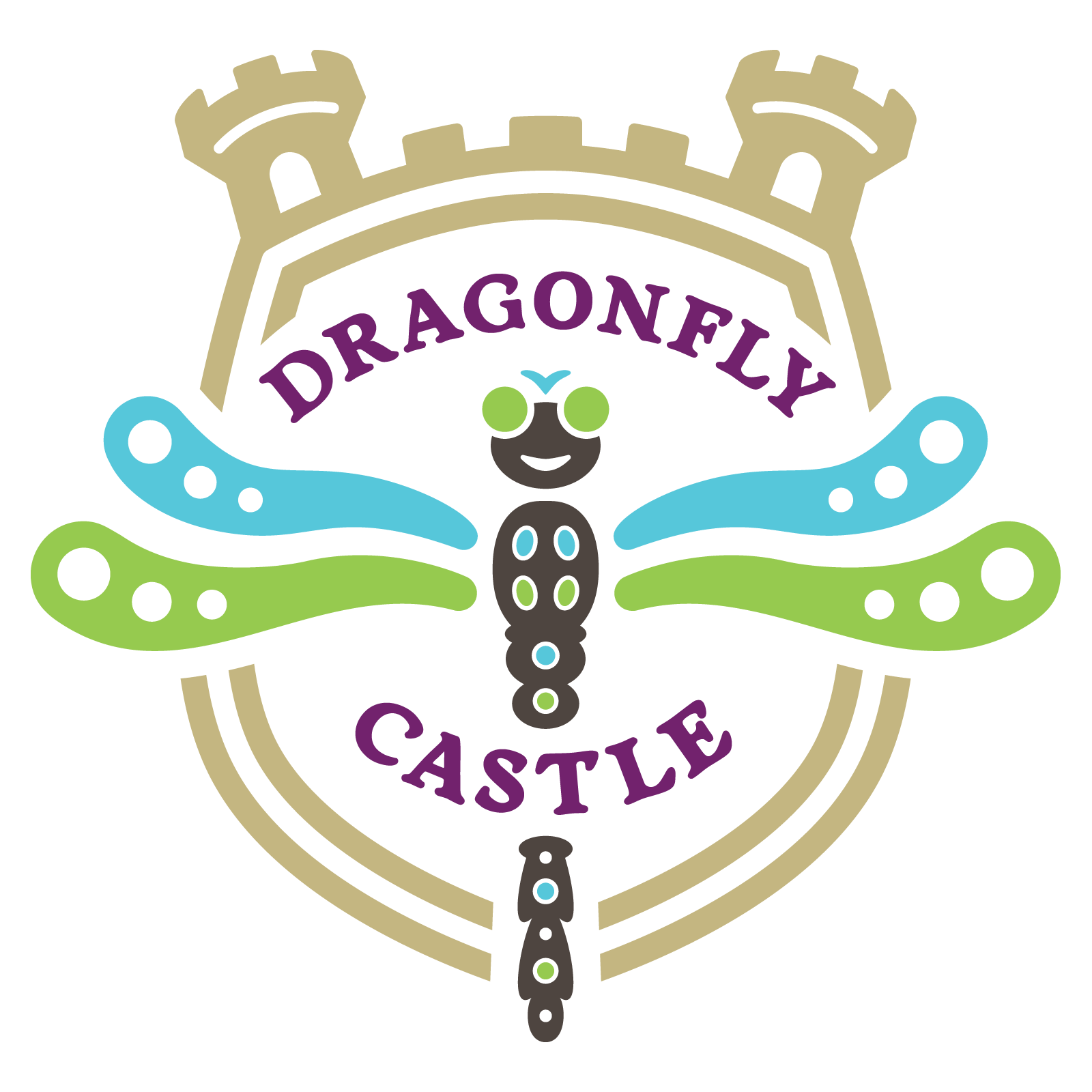 Dragonfly Castle Toys