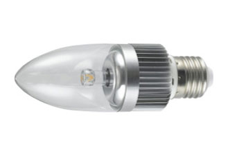 Click Candle 4watt Dimmable