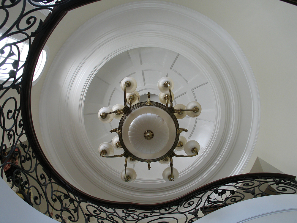 Stair Tower Dome