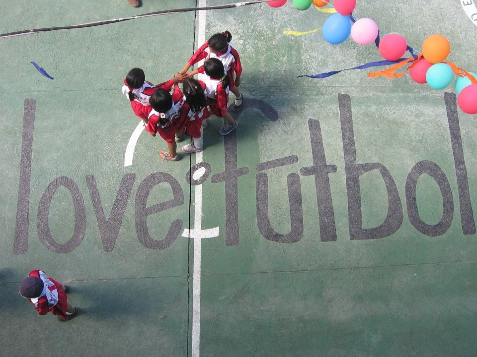 love.fútbol project #6 in Santiago Atitlán, Guatemala.