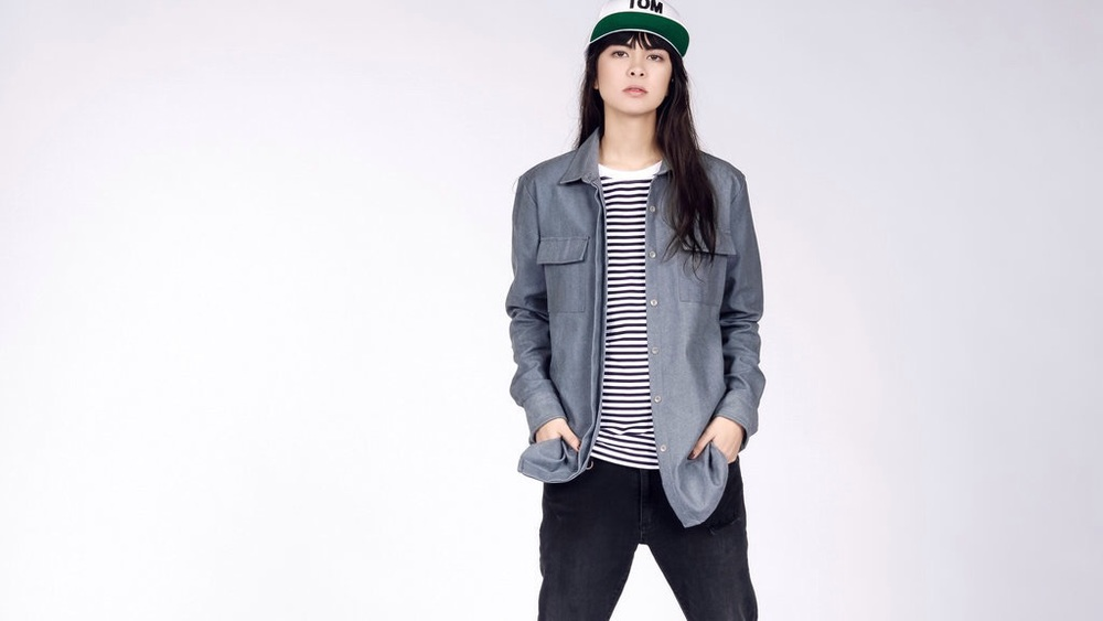 One of the latest 2015 looks from Wildfang.