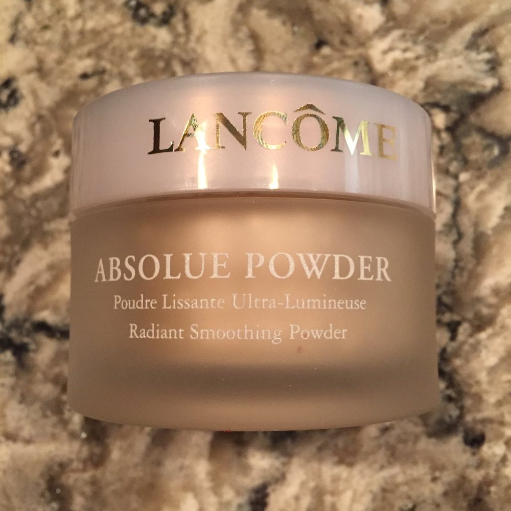 Lancôme absolute powder in peche