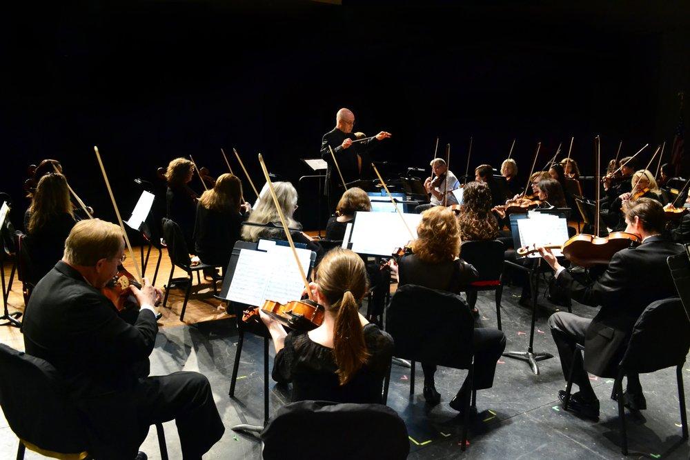 - Mid-Texas Symphony & David Mairs