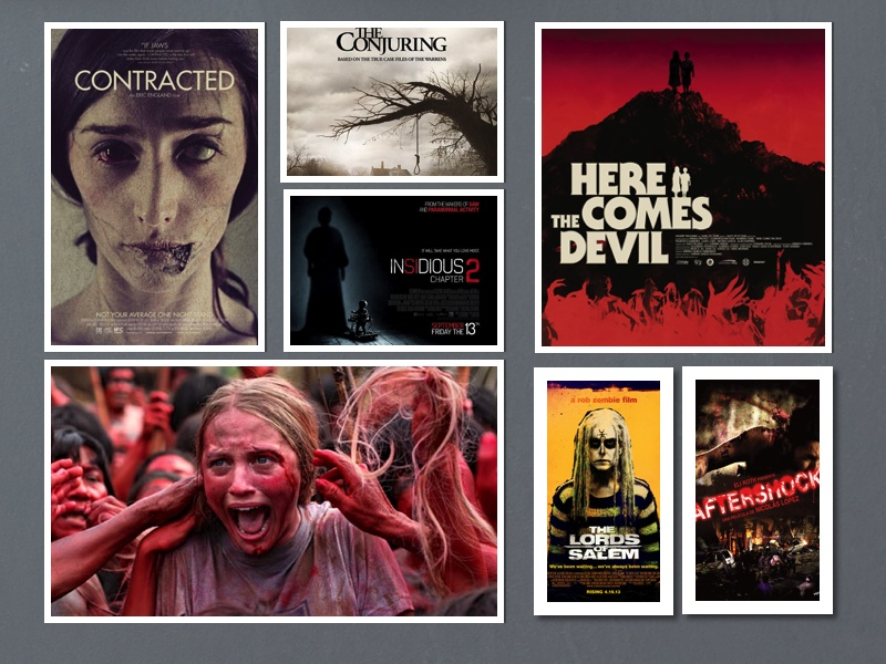 Check out Leo Francis' list of the ten best things to happen to horror in 2013. - TCOS
