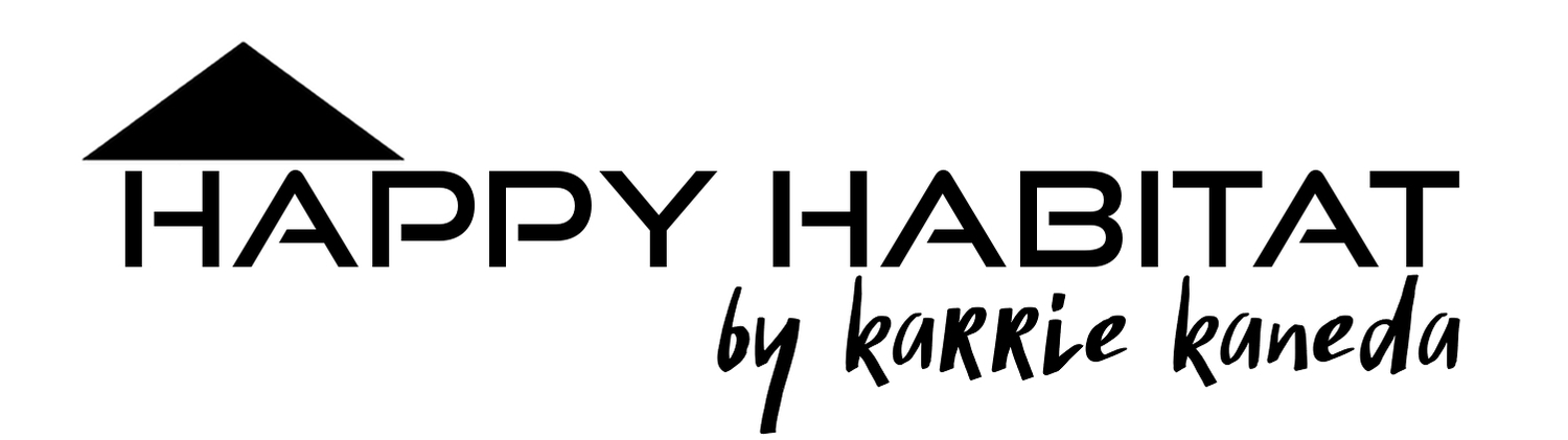 happy habitat by karrie kaneda