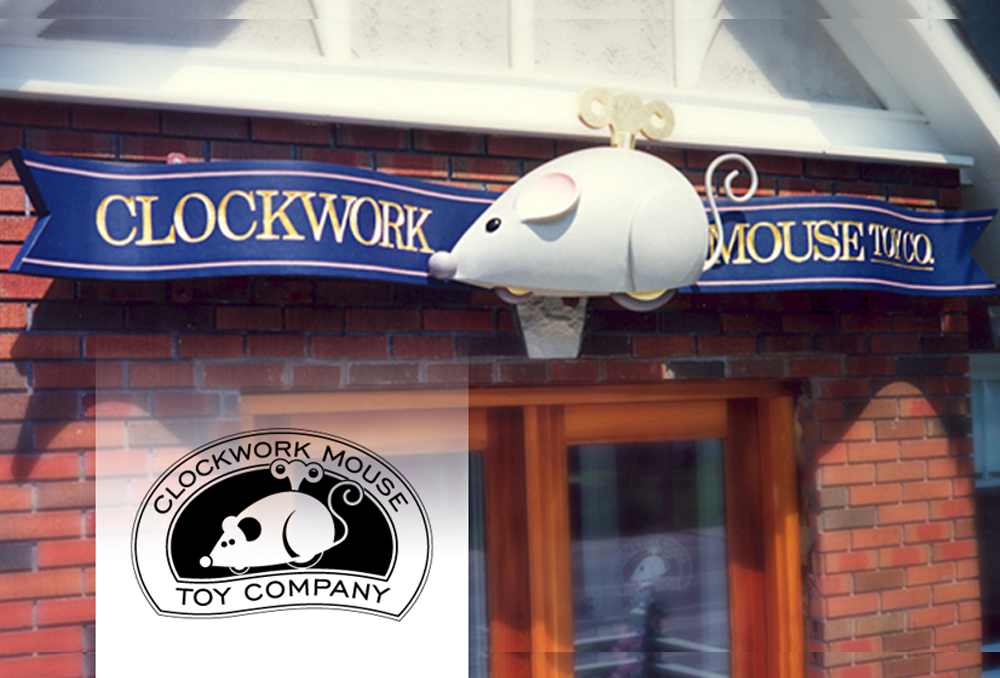 Clockwork Mouse Toy Co.