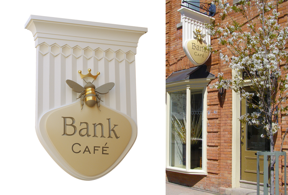 Bank Cafe