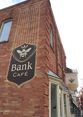 Bank Café, Creemore