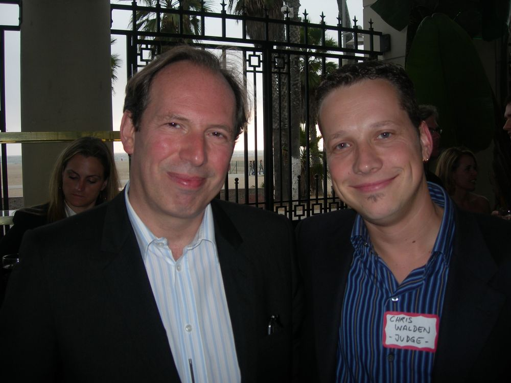 w/ Hans Zimmer (2005)