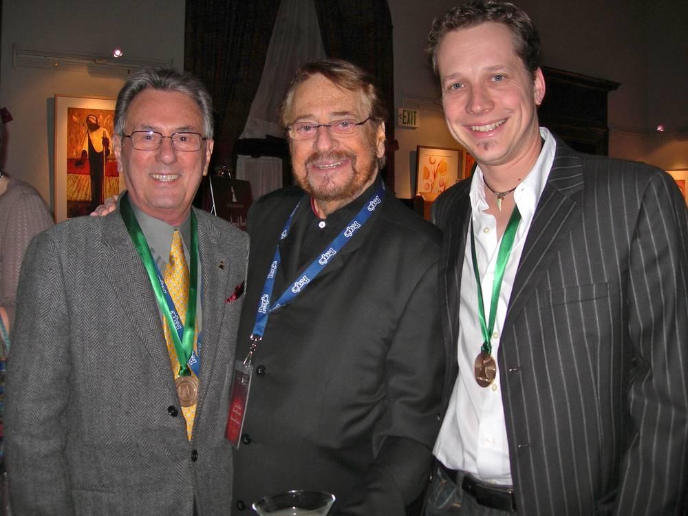 Al Schmitt, Phil Ramone, CW (2009)