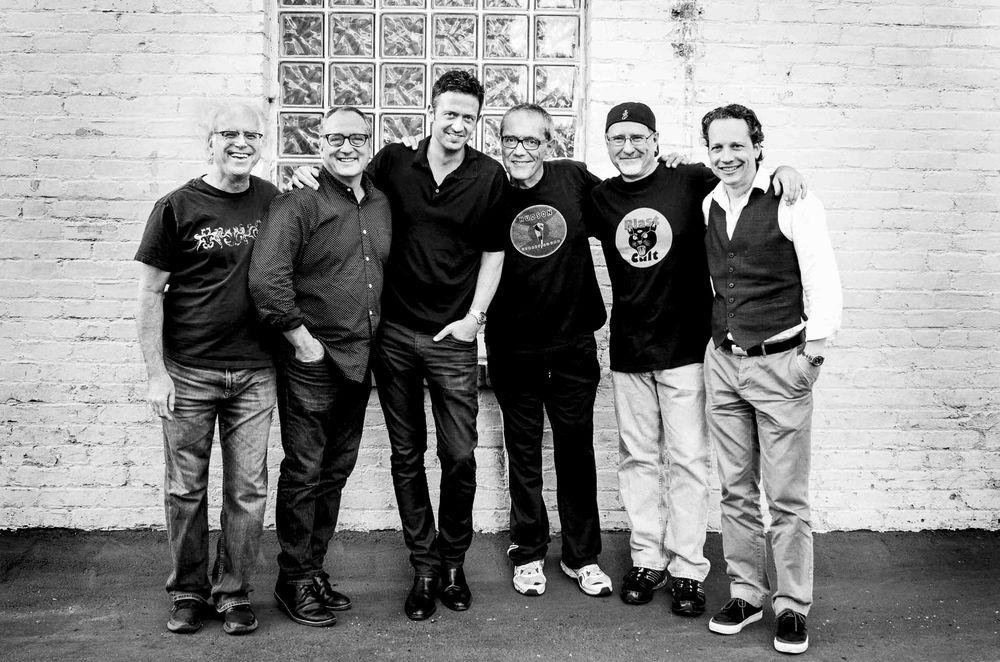 Mitch Forman, Chuck Loeb, Till Brönner, Vinnie Colaiuta, Brian Bromberg, CW at EastWest Studios