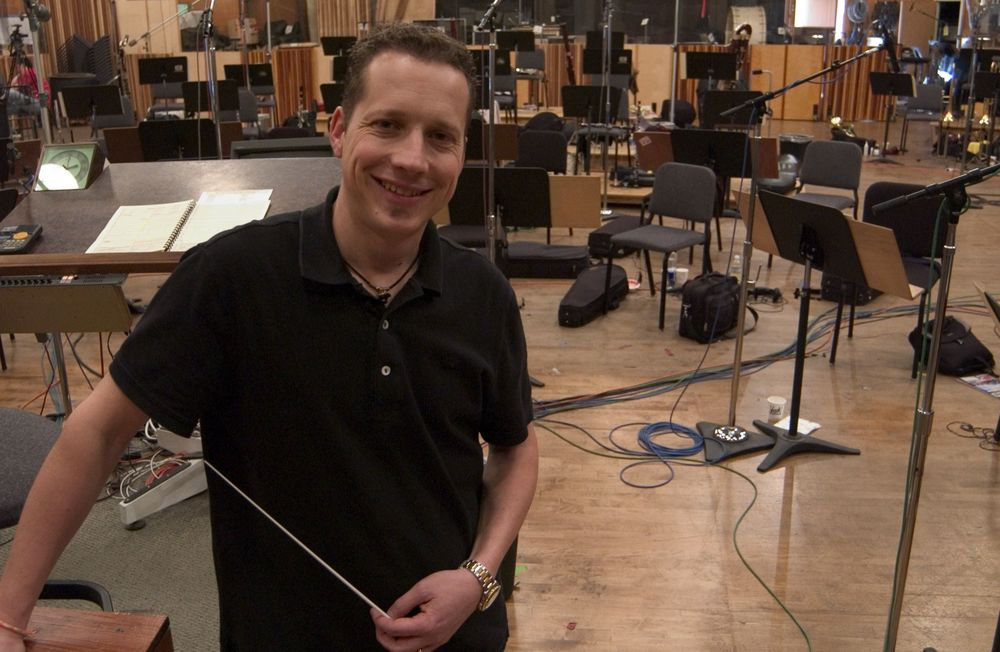 at Fox Scoring Stage (2007)