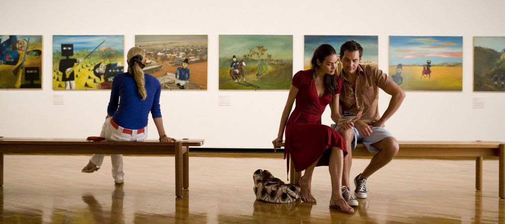 National Gallery of Australia. Credit: Tourism Australia