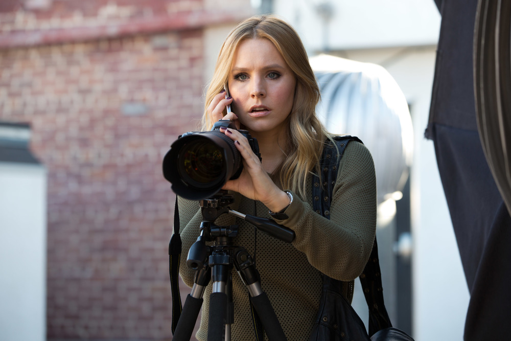 Veronica Mars the movie film.