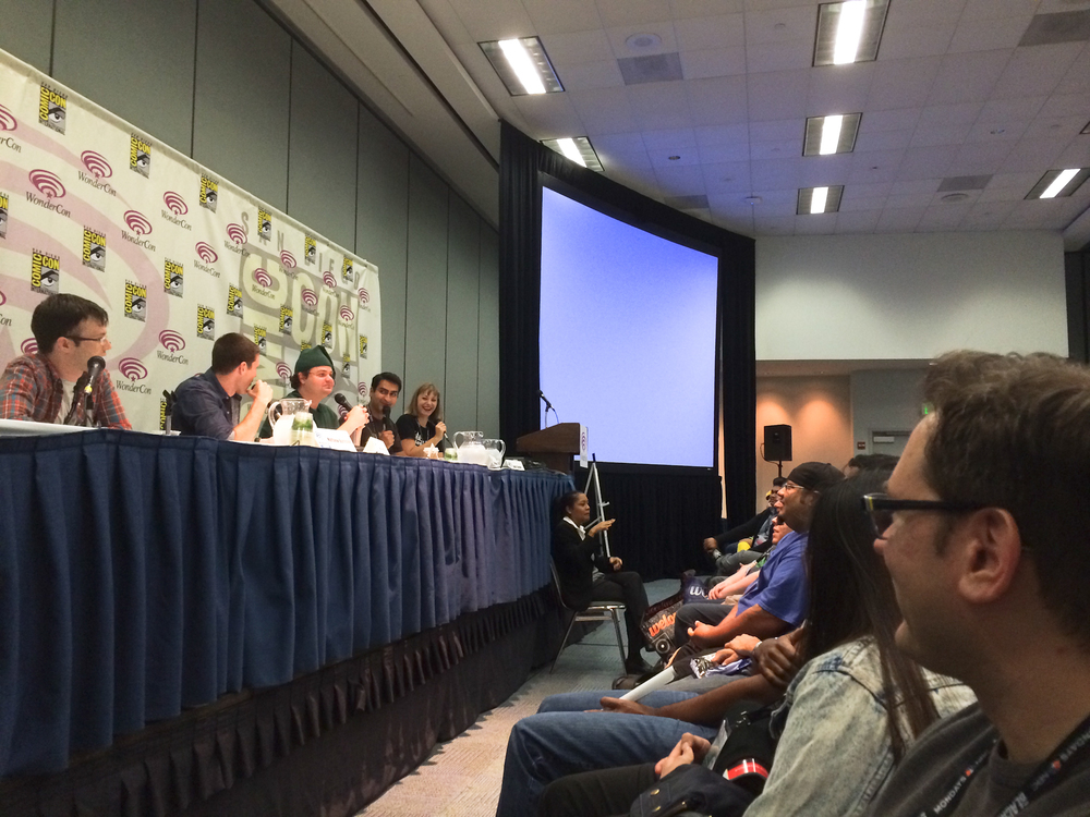 The Indoor Kids live at WonderCon