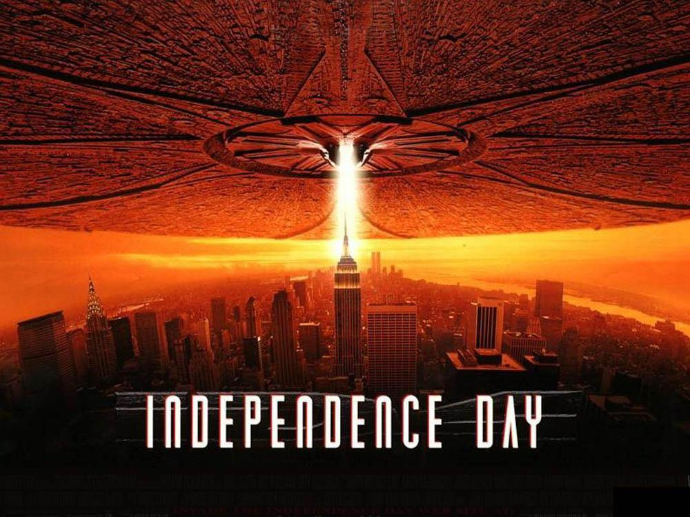 ID4 Independence Day Poster