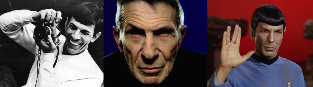 Remembering Leonard Nimoy