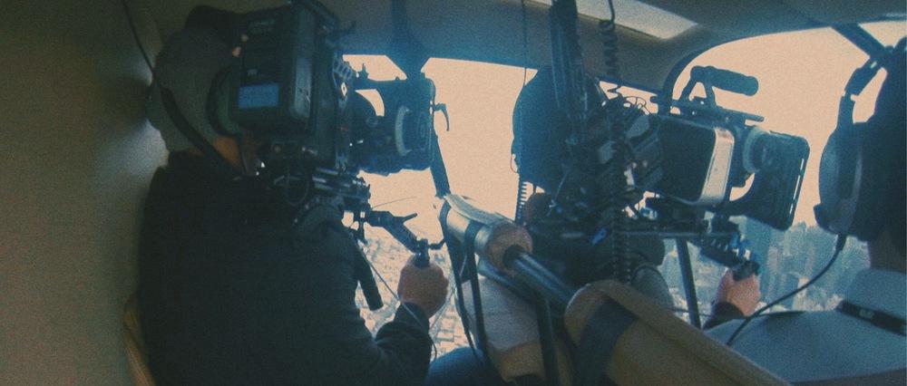 Aerial Shoot