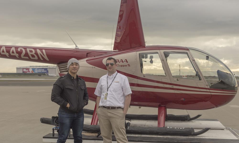 Pilot and me