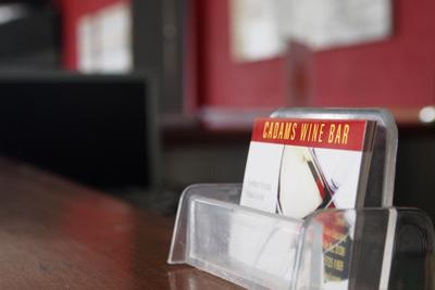 Cadams Wine Bar - Business