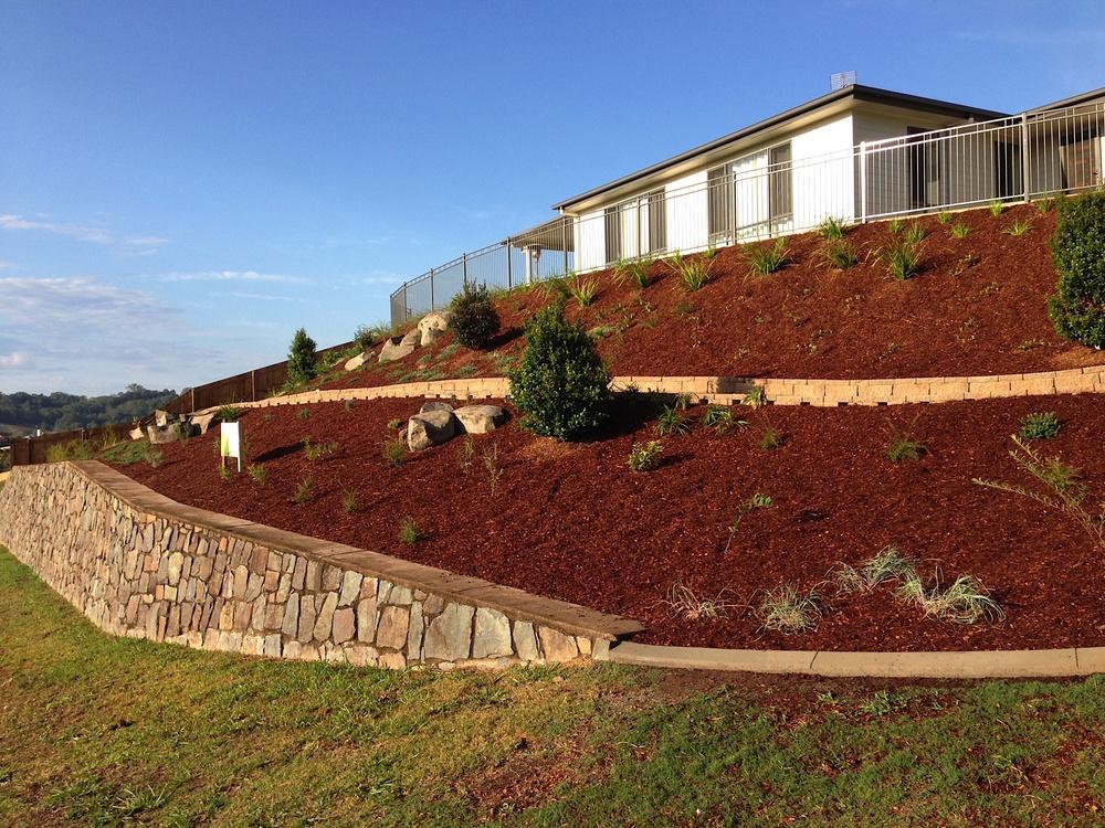 After Garden Design & Installation