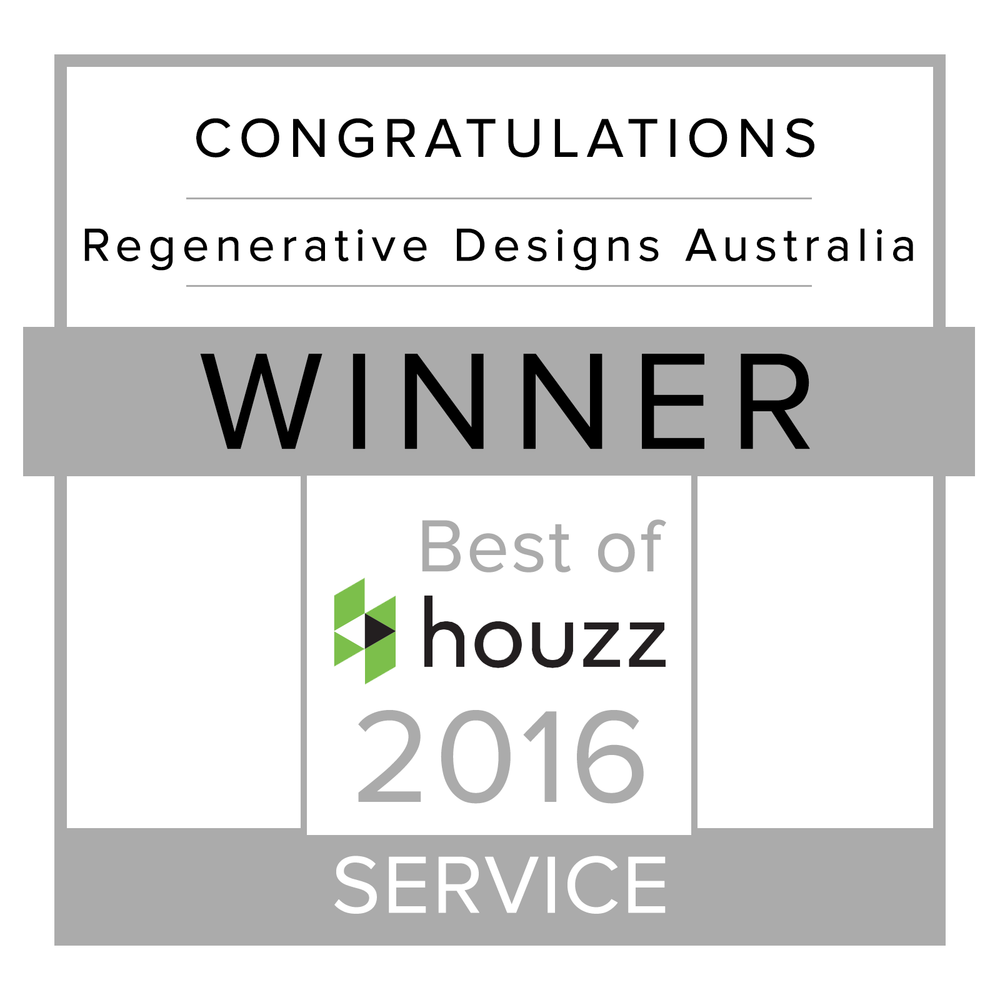 Regenerative-Designs-Australia Best of Houzz Service 2016.png