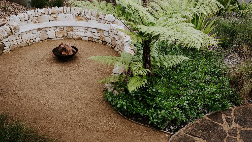 Native Garden -