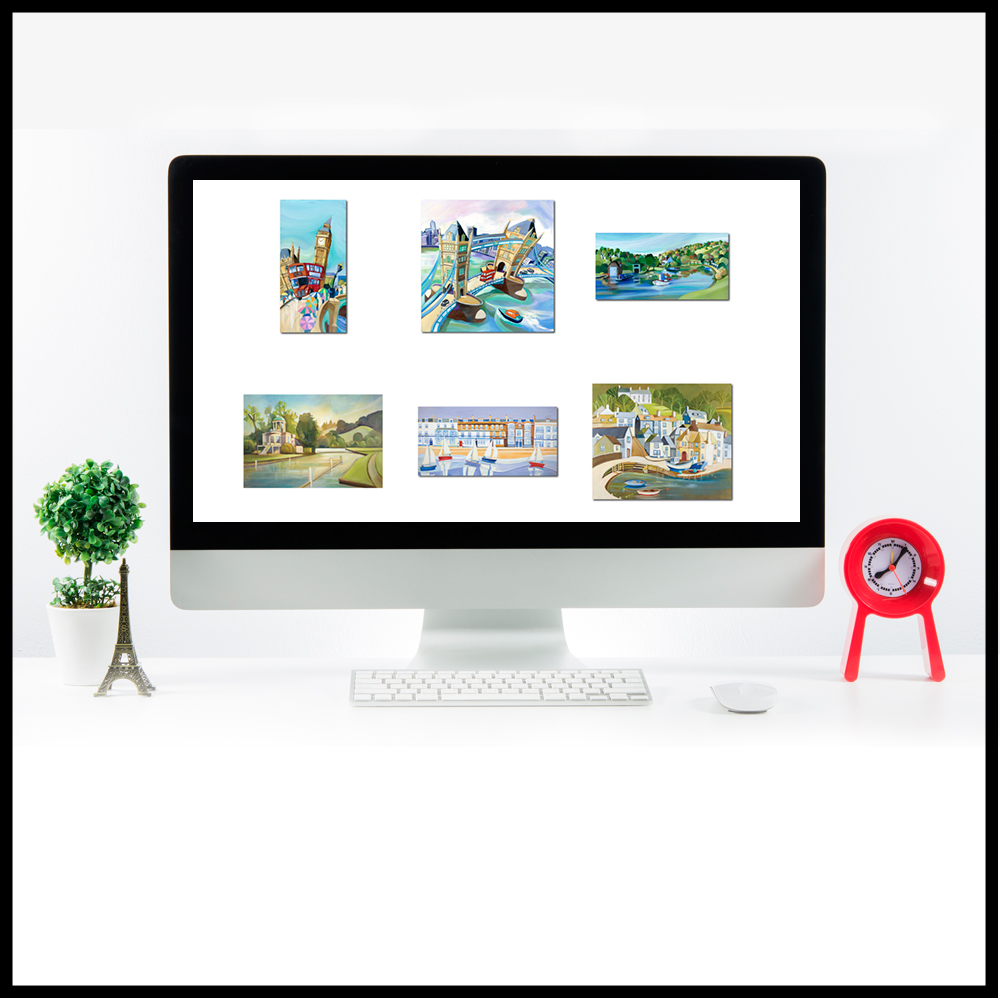 The perfect place to view and order fine art prints from the comfort of your home.