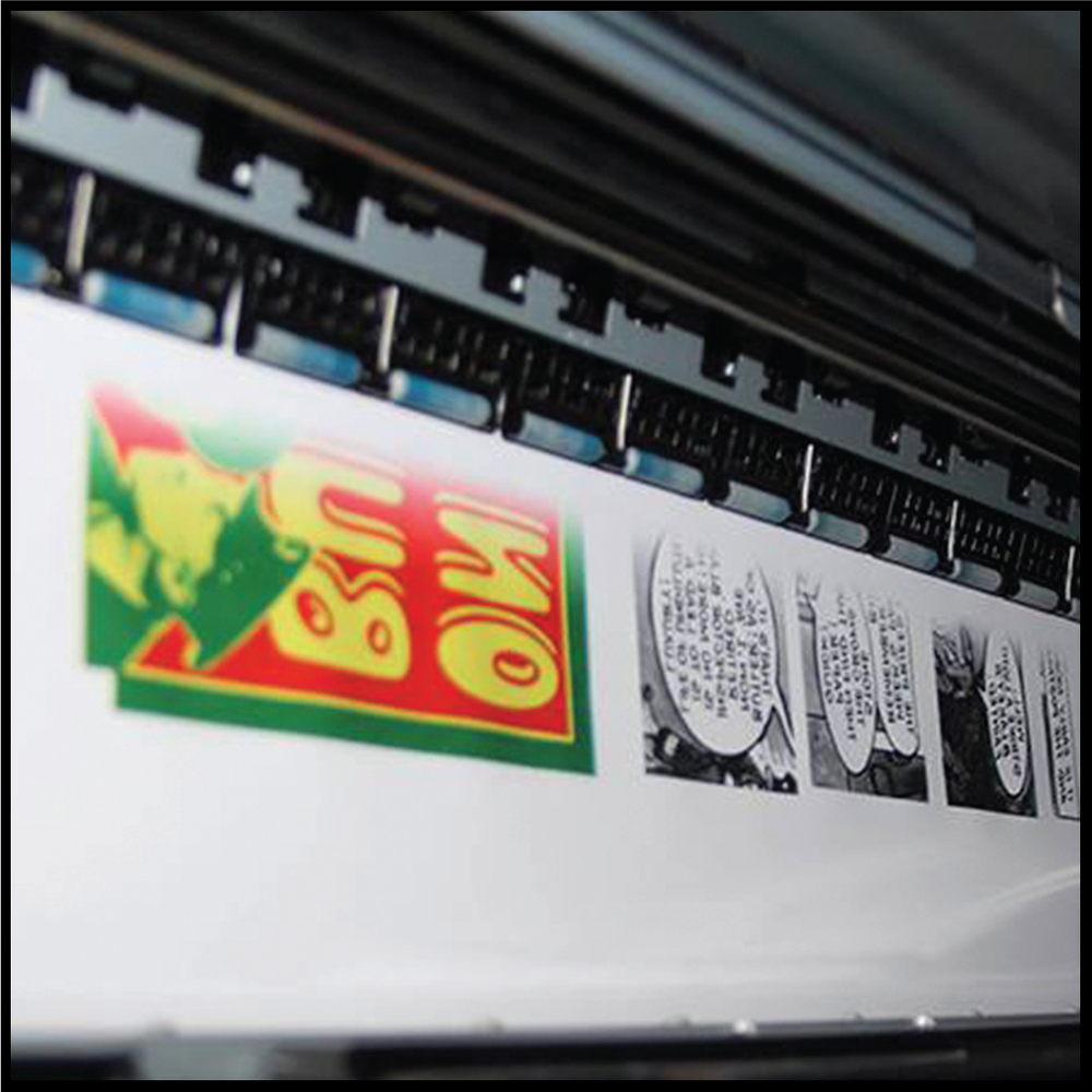 Our Giclee prints are of the highest standard using the very latest technology.