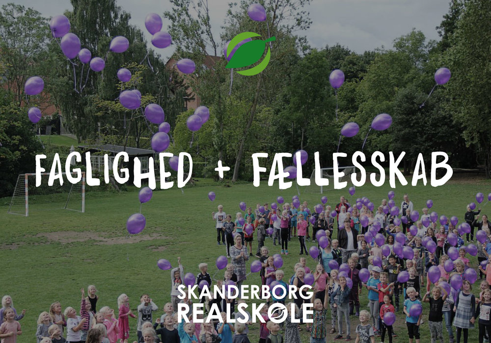 Skanderborg Realskole  (CASE COMING SOON)