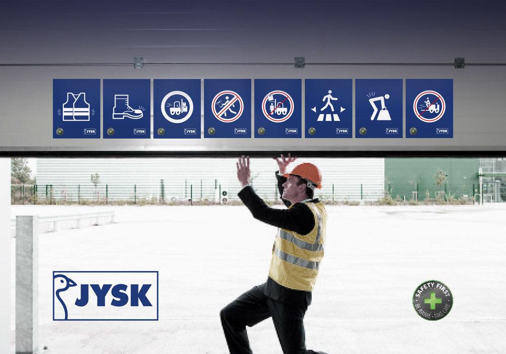 JYSK  (CASE COMING SOON)