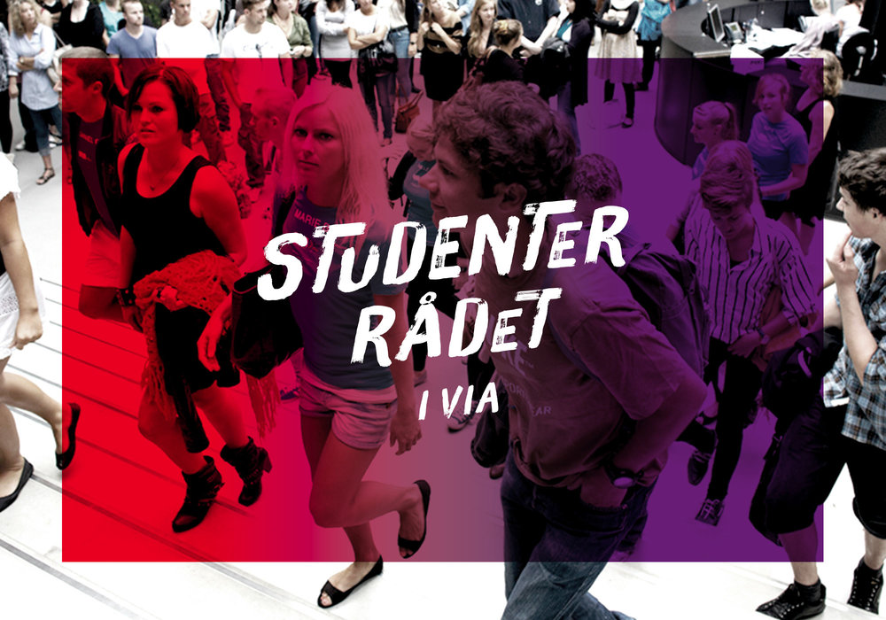 VIA University College - Studenterrådet ➔