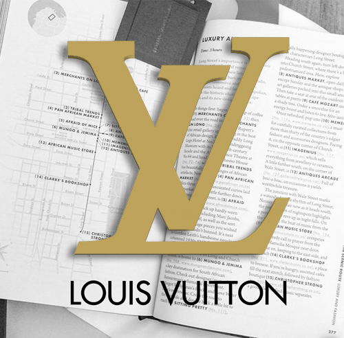 LOUIS VUITTON CITY GUIDE 2016 Our hotel Corso 281 has been selected as one of the best luxury hotels to visit in Rome.
