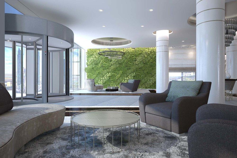 Design Hotel - Kazakistan
