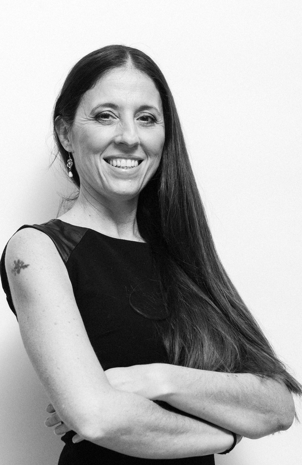 Sara DEL PONTE, ARCHITECT, EXECUTIVE TEAM