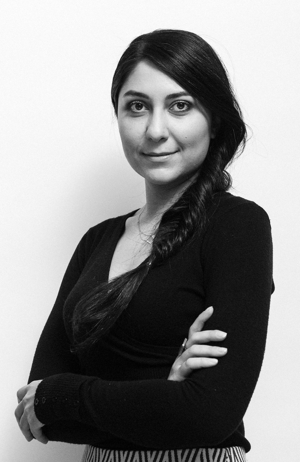 Parinaz SEZARI, Interior ARCHITECT, EXECUTIVE TEAM
