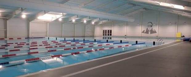 Åben svømmehal - Under 16 år