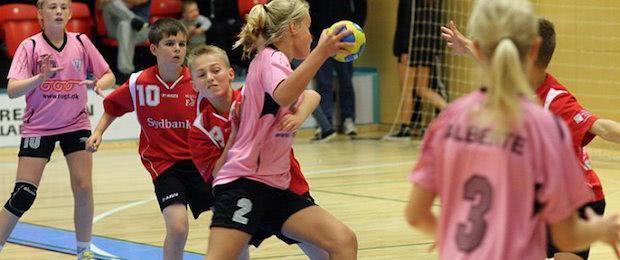 Sjov med håndbold - 8-10 år & 11-14 år