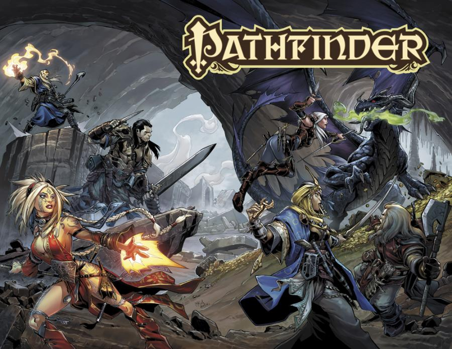 Pathfinder Rollespil -