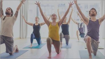 Yoga - Book på holdaktiviteter
