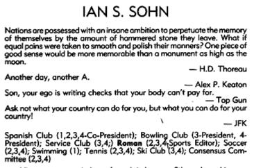 Ian Sohn