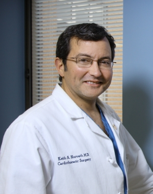Keith Horvath, M.D.