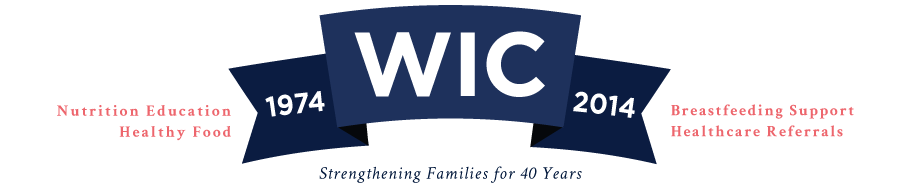 WIC: 40 Years of Strengthening Families