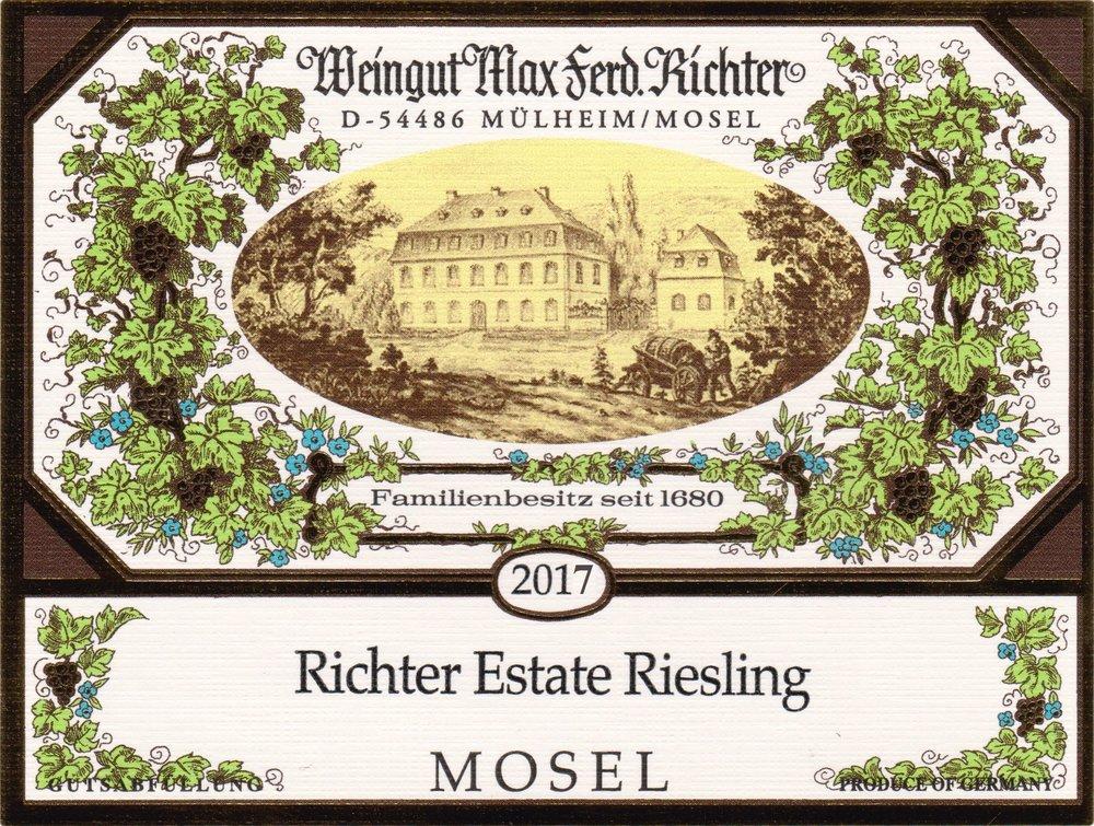 2017 Estate Riesling, Qba.jpg