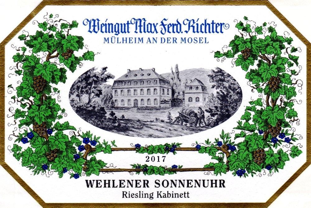 2017 Wehlener Sonnenuhr Kabinett.jpg
